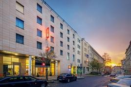 """отель """"Ibis Wenceslas Square"""""""