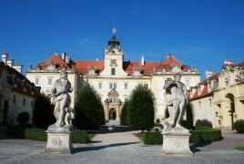 Моравия • Вена • Прага